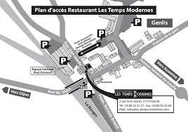 contacter le restaurant les temps modernes à genlis restaurant