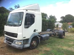 Leyland Daf Lf45 170 Chassis Sleeper Cab,engine Axles Etc | In ...