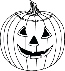 Coloring Pages Pumpkin Printable Fall Scarecrow Pumpkins Animals Sheets Free Pictures Full Size