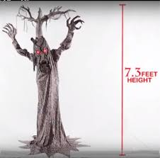 Animatronic Halloween Props Diy by Life Size Animated Stew Brew Witch Cooking Kid With Fog Standing