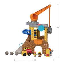 100 Little People Dump Truck Work Together Construction Site Shop