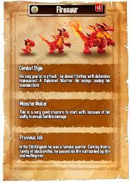 Halloween Monster List Wiki by Socialpoint Monster Cards Monster Legends Wiki