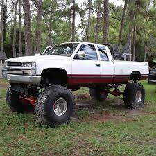 100 Badass Mud Trucks Liftedsquaresusa Hash Tags Deskgram