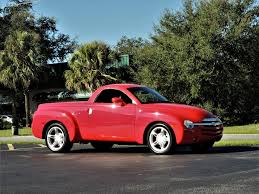 2005 CHEVROLET SSR PICKUP – Show Cars Of Boca Raton