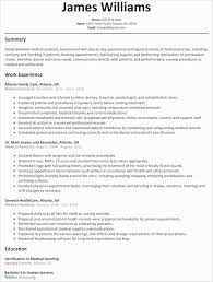 Patient Care Technician Resume With No Experience Great Examples 2016