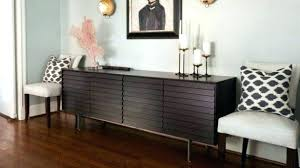 Dining Sideboard Room Buffets Sideboards Brilliant And Retro Buffet Inside Design
