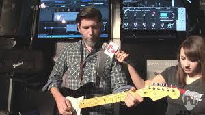 Fender Mustang Floor Pedal by Namm U002712 Fender Mustang Floor Demo Youtube