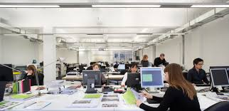 am agement bureau open space what are the pros and cons of an open office floorplan fortune