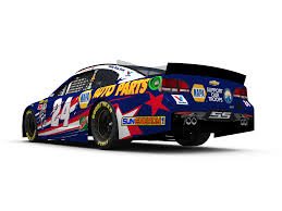 100 Napa Trucking Elliott Gets Patriotic In New NAPA AUTO PARTS Scheme For Kentucky