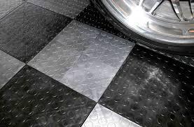 reducing the noise of interlocking floor tiles all garage floors