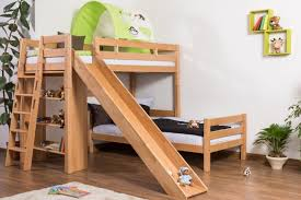 Loft Bed With Slide Ikea by Loft Bed With Slide Loft Bed With Slide Plans Bunkbeds With Play