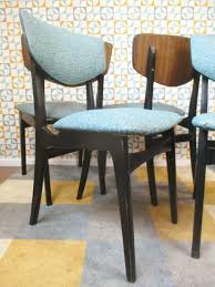 Set Of 4 Vintage 60's Dining Chairs Black & Teak Blue Vinyl Mid Century  Retro Hester Blue Stackable Ding Chair 4 X Vinyl And Beech Mid Century Ding Chairs Vintro Hancock Alinum Retro Inoutdoor Rustic Chair Set Of 2 By Carabelle Velvet Swivel Modern Room Living Vintage Formica Table Fabfindsblog Hawley Quilted Dark Barker Stonehouse Upholstered Kitchen Wooden Legs Brookville Safavieh Giani Chairslate Gold Dch6201bset2 Fniture Cool Dinettes 1950s Style Cadian Made Chrome Sets