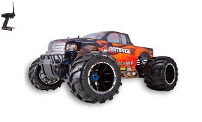 100 Gas Powered Remote Control Trucks 32cc Redcat Rampage MT V3 15 Scale RC Monster Truck