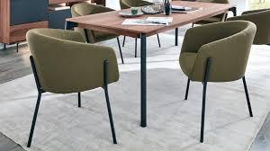 interliving esszimmer serie 5103 polsterstuhl grüner stoffbezug dallas forest mattschwarze füße