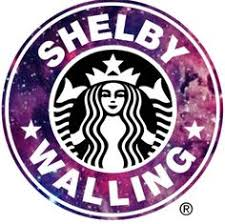 Love To Dance Galaxy Starbucks Logo
