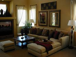 Brown Leather Couch Decor by Family Room Decorating Brown Leather Sofas And Ideas Pictures For