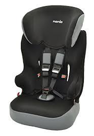 siege auto 18 mois nania siège auto groupe 1 2 3 de 9 à 36 kg racer sp eco black