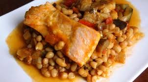 recette du ragoût de haricots blancs aux poissons