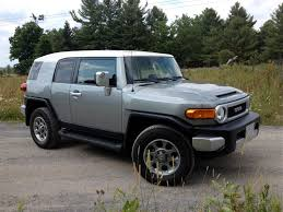 Road Test: 2012 Toyota FJ Cruiser : John LeBlanc's Straight-six