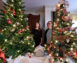 Christmas Tree Farms Albany Ny by Schenectady Hosts Festival Of Trees Times Union