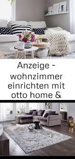 anzeige wohnzimmer einrichten mit otto home living 20