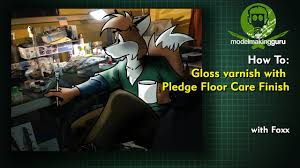 how to gloss coat with pledge floor care finish the new future