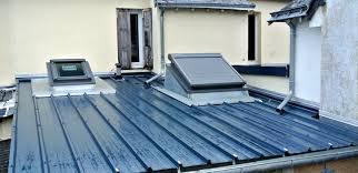 bac a avec toit pose du bac acier dans l épisode 6 de mon projetde rénovation
