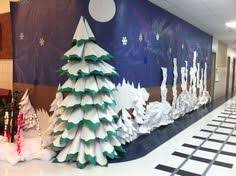 Winning Christmas Door Decorating Contest Ideas by Best 25 Hallway Decorations Ideas On Pinterest Counselor