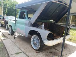 1964 Gmc C10 Short Bed With Step Side | GBodyForum - '78-'88 General ... 1964 Gmc 34 Ton Crustine Bought Another One Youtube Cc Outtake Ton 44 V6 Pickup All The Right Numbers 5000 B5000 L5000 H5000 Bh5000 Lh5000 Trucks And Tractors For Sale Classiccarscom Cc1032313 Other Models Sale Near Cadillac Michigan 49601 Gmc Truck Low Rider Classic Restomod Hot Rod Chevy C10 Rat Vehicles Specialty Sales Classics Vintage Searcy Ar From Sand Creek Short Bed Stop Side