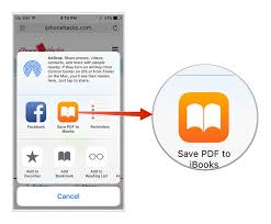 iOS 9 lets you save notes webpages photos and more as PDFs