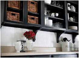 Cheap Backsplash Ideas For Kitchen by Beadboard Kitchen Backsplash Awesome Ideas House Design And Office