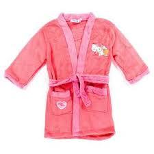 robe de chambre hello peignoir hello enfants achat vente pas cher