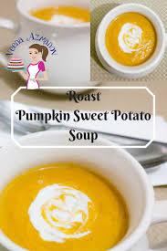 Crock Pot Potato Soup Mama by Roast Pumpkin Sweet Potato Soup Veena Azmanov