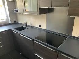details about küchenarbeitsplatte granit nero assoluto antik arbeitsplatte kücheninsel küche
