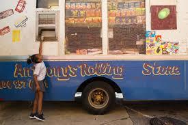 100 Food Trucks Atlanta One Of S Last Stores On Wheels Navigates A World Of
