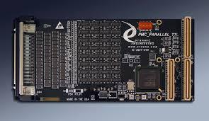 100 Pmc 10 PMCParallelTTL LVTTL CMOS TTL 64 Independent IO PMC Embedded