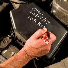 100 Chalks Truck Parts 12 Automotive Handy Hints The Family Handyman