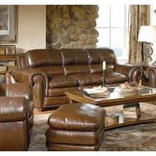 Bradington Young Sheffield Leather Sofa by Sheffield Stationary Sofa Bradington Young Home Gallery Stores