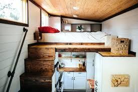 Tiny House Stairs Stair Storage Ideas Small