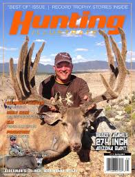Shed Hunting Utah 2014 by Hunting Illustrated Spring 2014