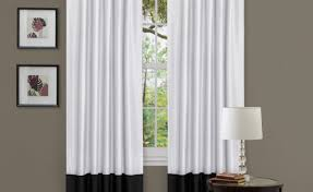 Amazon Curtains Living Room by Red Black And White Drapes Stunning Red And Gray Window Curtains