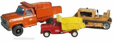 100 Steel Tonka Trucks Lot Of 3 Vintage Metal Toys