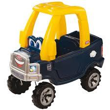Little Tikes Cozy Truck Children Kid Garden Outdoor Push Ride-on Toy ...