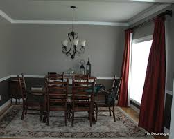 18 Best Dining Room With A Chair Rail Images On Pinterest Rooms