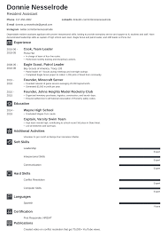 Resident Assistant Resume Examples & How To Show RA On A Resume 150 Musthave Skills For Any Resume With Tips Tricks To Mention In 12 Good Put A Consulting Resume What Recruiters Really Want And How The Best Job List On Your Of A Examples Included Top 10 Hard Employers Love Sales Associate 2019 Example Full Guide 17 That Will Win More Jobs Civil Engineer Mplates Free Download Resumeio Receptionist Sample Monstercom 100