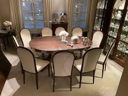 tisch für 10 personen stühle unikat rarität