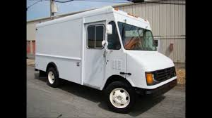 100 Truck Step Up STEP VANS FOR SALE This 2002 Used Workhorse Van Perfect Food
