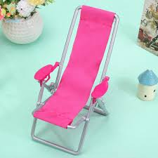 *Low Price* Foldable Deckchair Lounge Beach Chair Furniture For Barbie Doll  Children Play Toy Costway Outdoor Rocking Lounge Chair Larch Wood Beach Yard Patio Lounger W Headrest 1pc Fniture For Barbie Doll Use Of The Kids Beach Chairs To Enhance Confidence In Wooden Folding Camping Chairs On Wooden Deck At Front Lweight Zero Gravity Rocker Backyard 600d South Sbr16 Sheesham Relaxing Errecling Foldable Easy With Arm Rest Natural Brown Finish Outdoor Rocking Australia Crazymbaclub Lovable Telescope Casual Telaweave