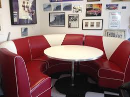 Kitchen Diner Booth Ideas by How To Build A 50s Diner Booth 50s Diner Diners And Basements