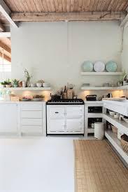 Le Loft Tout En Douceur DIrene Mertens A Amsterdam White KitchensDream KitchensDecor